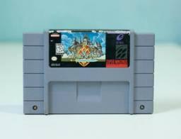 King Arthur & The Knights Of Justice para Super Nintendo - Aceito Cartão