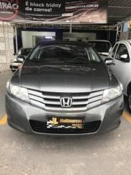 Honda CITY LX COMPLETÃO 5 mil de entrada - 2010