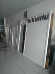 Portões de alumínio em geral preços promocionais 250 m2