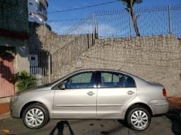 Vw - Volkswagen Polo Sedan 1.6 Flex 47.000KM Completo Pneus Novos Estudo Trocas - 2011