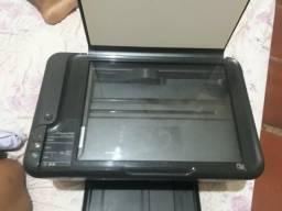 Impressora HP tela com som embutido e touch screen