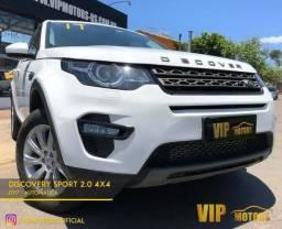 Land Rover Discovery Sport R$20.000 á baixo da fipe