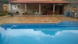 Chacara no Icarai toda alpendrada 5 Suites Campo de Futebol Piscina mais de 15 vagas estac