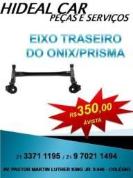 Eixo traseiro do Onix/Prisma