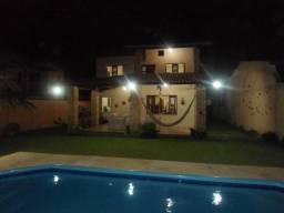 Praia do Presidio- Casa com 3 Suítes, Piscina e deck com churrasqueira Diária de R$ 500,00