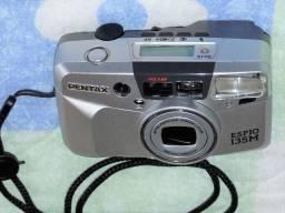 Câmera fotográfica de filme Pentax Espio 135