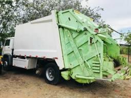Compactador de lixo usimeca 19M cúbicos - 2009