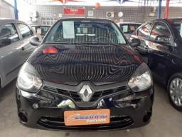 CLIO 2013/2014 1.0 EXPRESSION 16V FLEX 4P MANUAL - 2014