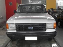 F1000 3.6 super serie cs diesel 2p 1994 prata - 1994