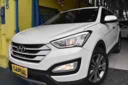 Hyundai santa fÉ 2015 3.3 mpfi 4x4 v6 270cv gasolina 4p automÁtico - 2015