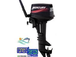 Motores Mercury de 8 Hp