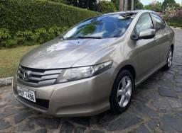 Honda City Lx 1.5 16v Flex Automático - 2012
