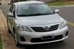 Corolla Gli 1.8 Automático - Rodou só estrada - 2013
