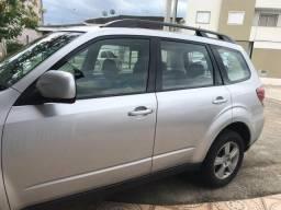 Vendo ou troco Subaru forester LX completa 2010 - 2010
