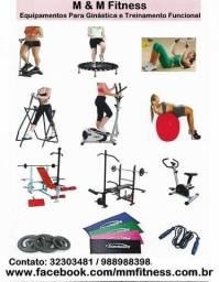 Equipamentos Para treinamento funcional