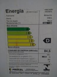 Freezer Consul 527 litros - Dupla ação 220v - Requer manutenção