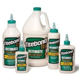 Cola Titebond III/Titebond TB50 para luthier 40 ml/gramas