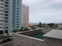 Alugo para temporada apartamento 2 quartos 2 vagas de garagem vista para o mar de Itaparic