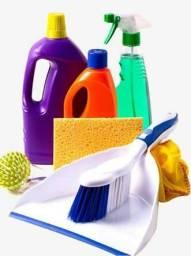 Sr limpezas em geral