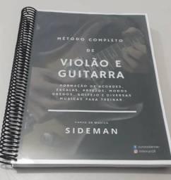 Método de Violão e Guitarra - Completo