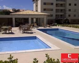 Apartamento para alugar com 3 dormitórios em Catu de abrantes, Camaçari cod:AP08420
