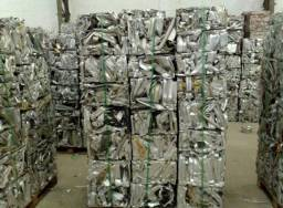 Chaparia de alumínio (sucata)