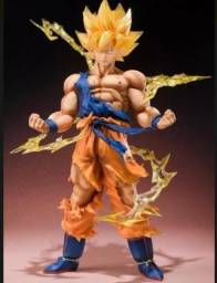 Dragon Ball Super sayajin Goku Action figure. Realizo entrega