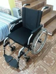 Cadeira de rodas Start M1 em alumínio