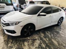 Honda Civic Novinho - 2017