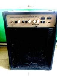 Caixa Amplificadora Meteoro / Usada poucas vezes