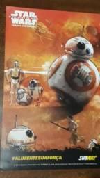 """Posteres """"Star Wars - O Despertar da Força"""" do Subway"""