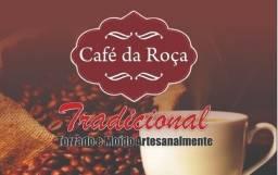 Café Da Roça Torrado E Moído Artesanal - Jiparanaense- 1kg