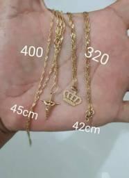 Jóias de ouro 18k 750