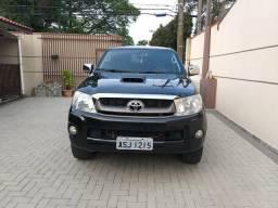 Toyota Hilux Srv automático 3.0 abaixo valor de mercado - 2010
