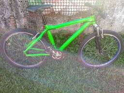 Vendo Bicicleta de alumínio!