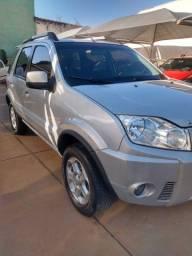 Ford EcoSport XLT 2.0 2012 Prata