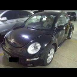 Volkswagen New Beetle 2009 Completo Automático Couro Teto solar 53000 km