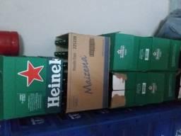 Garrafa de Heineken 600