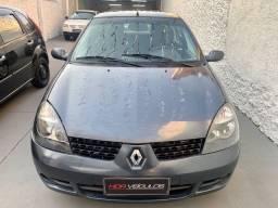Clio Sedan 1.6 Privilege Completo!!!