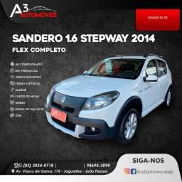 Sandero Stepway 1.6 Completo !!!