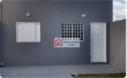 Título do anúncio: Casa com 2 dormitórios à venda, 60 m² por R$ 215.000,00 - Loteamento Santa Edwiges - São J