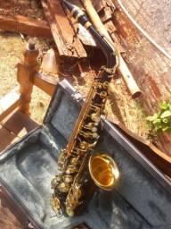 Sax alto Weril Master black