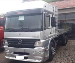 Mercedes-Benz atego 2425 ano 2011/12 carroceria
