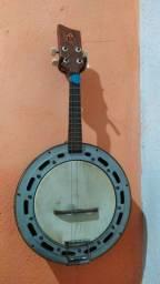 Banjo EB Captado Elétrico