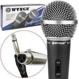 Microfone Dinâmico Profissional Mxt M-58