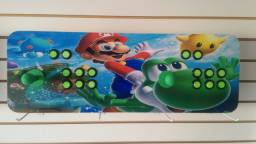 Controle arcade 6.563 jogos