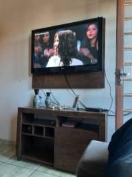 Rack e painel pra tv ate 55 lindo perfeito