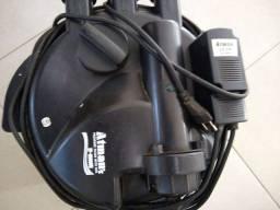 Filtro pressurizador com UV para lago