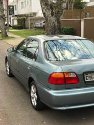 Honda civic lx (motor novo)