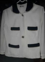 Casaco branco